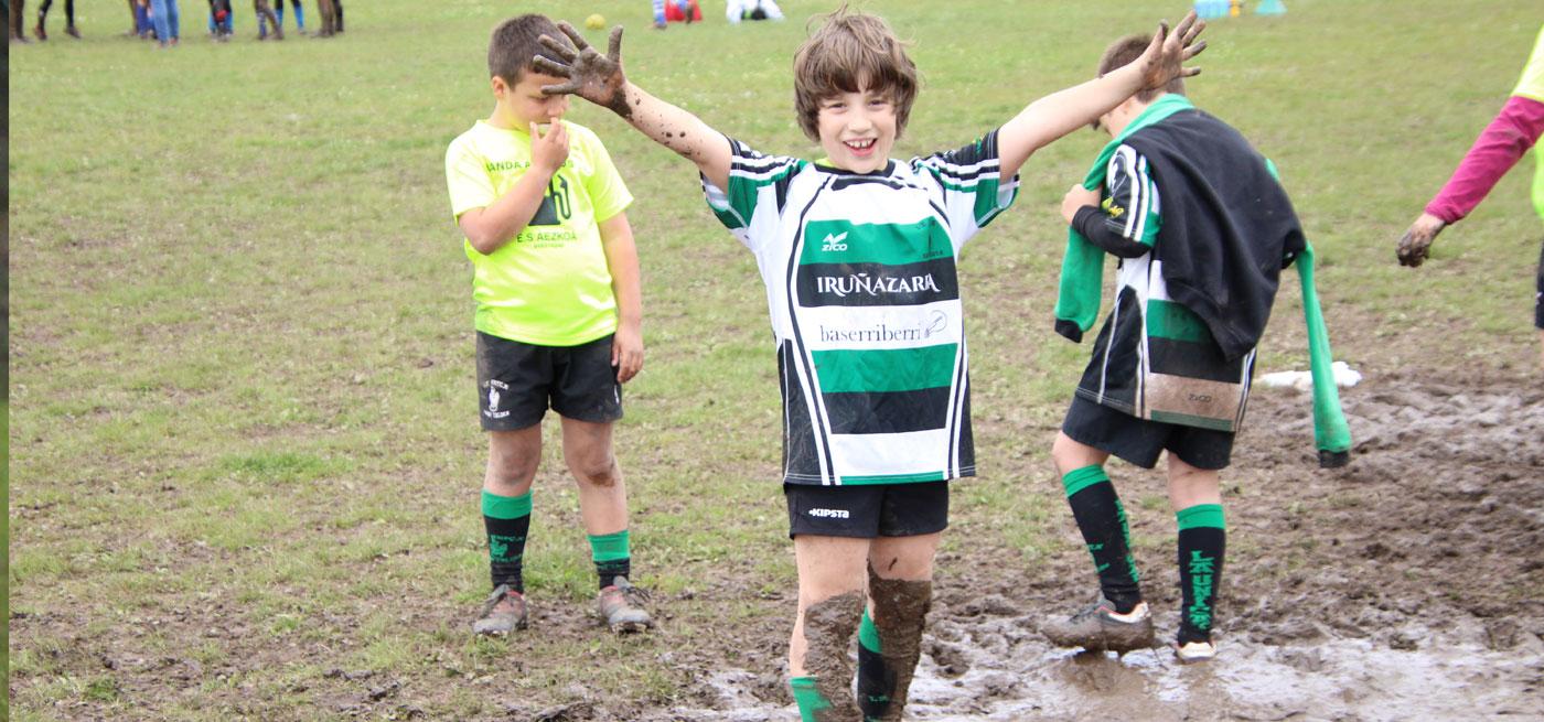 La unica rugby taldea - Navarra