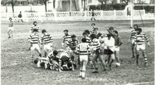 historia de la única rugby taldea