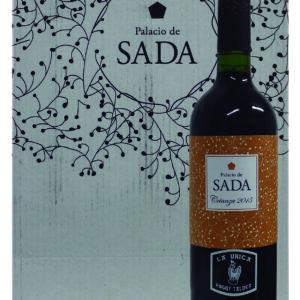 Caja 6 botellas de vino